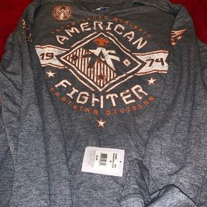 NWT AMERICAN FIGHTER XXL